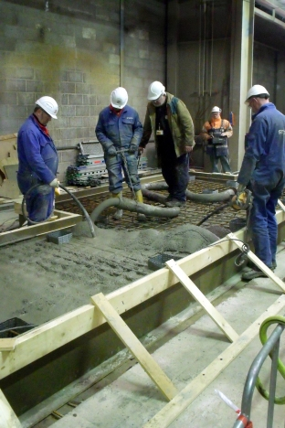 Renovatie van eenheid B Clauscentrale te Maasbracht
