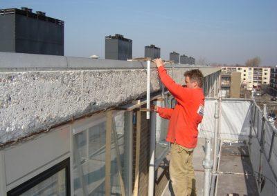 Renovatie balkons VVE Kuyperstraat, Katwijk