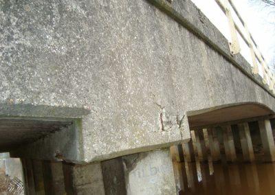 Batec renoveert brug voor de Gemeente Drimmelen