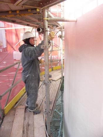 Watertoren Saint Gobain Isover weer veilig