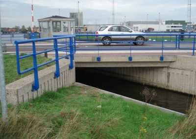 Renovatie Brug over de Arkervaart in Nijkerk