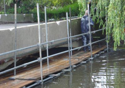 Reinigen brug