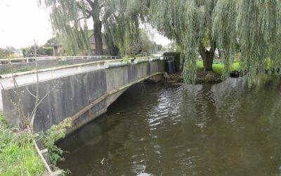 Renovatie redt brug