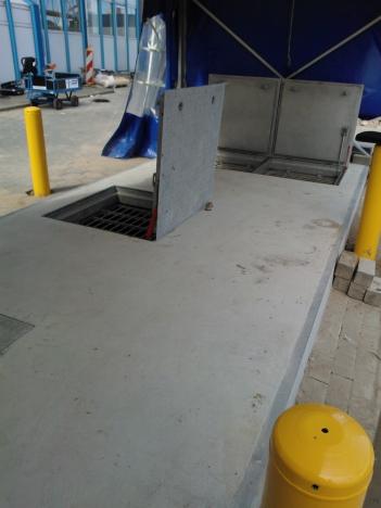 Herstel afvalwaterputten FrieslandCampina DMV
