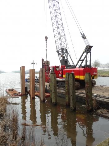 Betonrenovatie van Brabantse bruggen