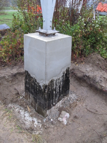 Renovatie mastfundaties DELTA Zeeuws-Vlaanderen