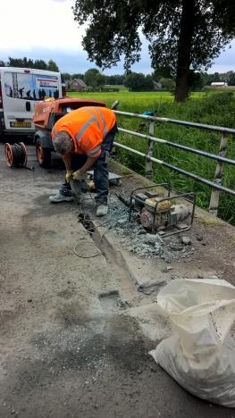 Saneren beton