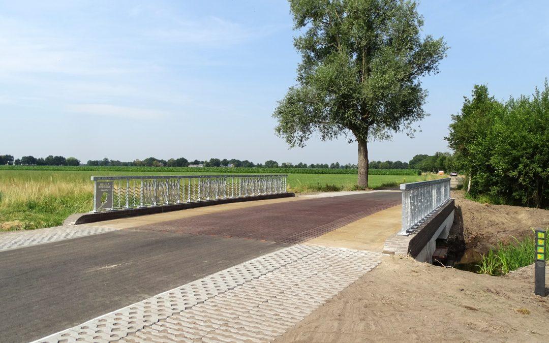 Batec vervangt complete brug in Bergeijk