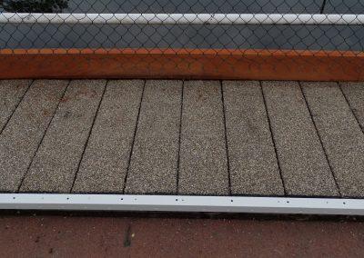 Vervangen houten planken