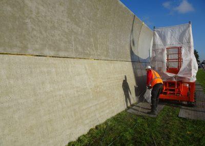 Conserveren beton