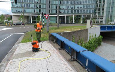 Onderhoud 99 civiele kunstwerken Amsterdam-Zuid