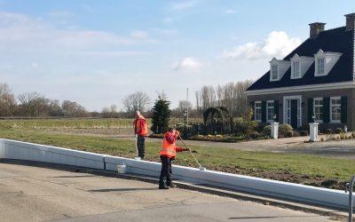 Betonrenovatie Tunnelbak Gemeente Noordwijk