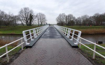 Renovatie bruggen gemeente Vught