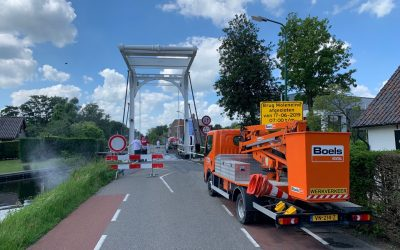 "Loosdrechtse plassen worden ""overbrugd"""
