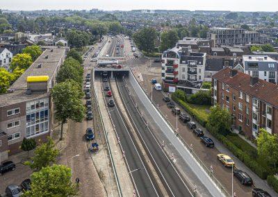 Onderhoud tunnel Breda