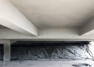 Plafond gereed