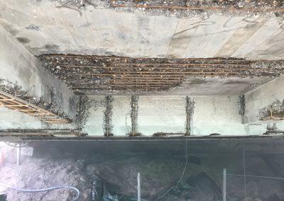 gesaneerd plafond De Gruyter Den Bosch