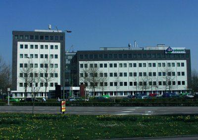Gerenoveerd kantoor